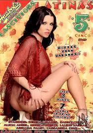 Lascivious Latinas #5 [DVDRip 384p 1.35 Gb]