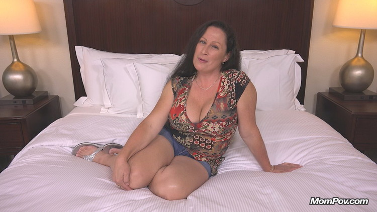 Ruth ~ 40 year old thick busty MILF ~ MomPov ~ HD 720p