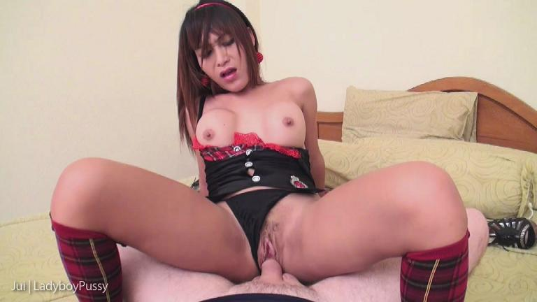 Juli ~ Trans after surgery is already without a penis! ~ LadyboyPussy.com ~ HD 720p