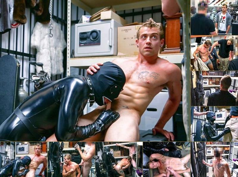 Kip Johnson, Johnny Forza (as Pete), Jeff (aka ?) - Dungeon master with a gimp [GayPawn.com] HD 720p