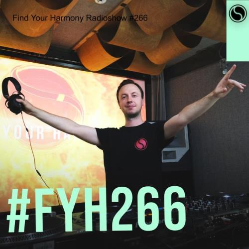 Andrew Rayel — Find Your Harmony Radioshow 266 (2021-07-21)