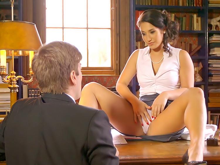 Eva Lovia ~ The Headmistress ~ DigitalPlayground ~ FullHD 1080p