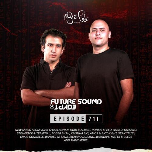 Aly & Fila — Future Sound Of Egypt 711 (2021-07-21)