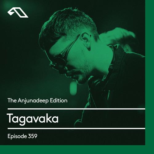 Tagavaka — The Anjunadeep Edition 359 (2021-07-22)
