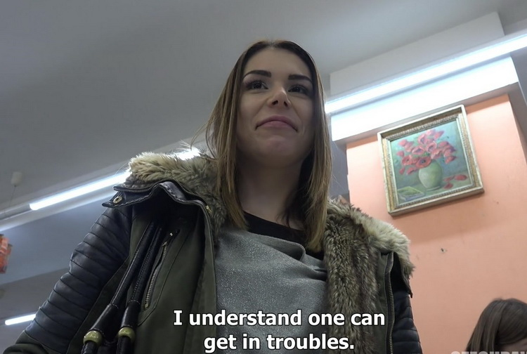 Unknown ~ The girl with the handbag likes to swallow ~ CzechPawnShop/Czechav ~ FullHD 1080p
