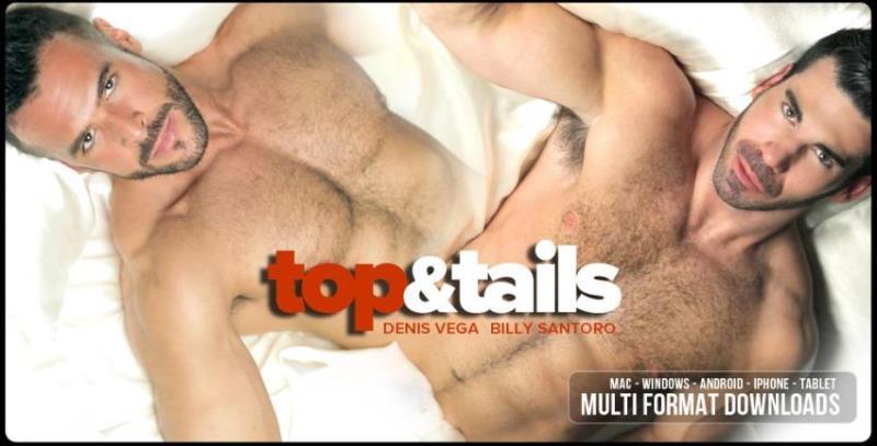MenAtPlay.com - Denis Vega, Billy Santoro - Top, Tails (720p/HD)