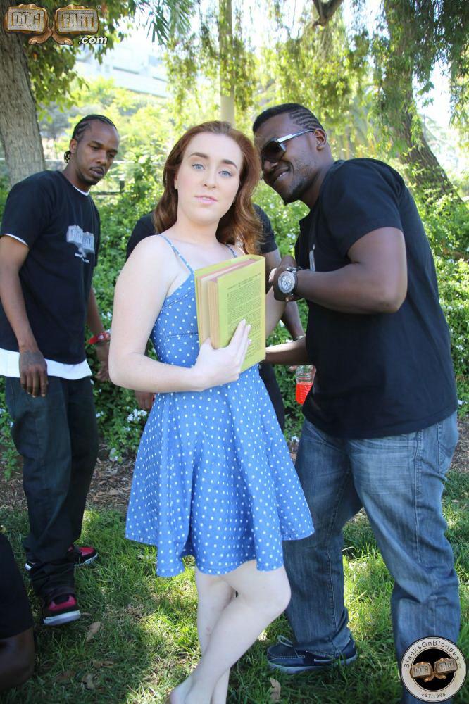 Jessie Parker ~ Hardcore ~ BlacksOnBlondes/DogFartNetwork ~ FullHD 1080p