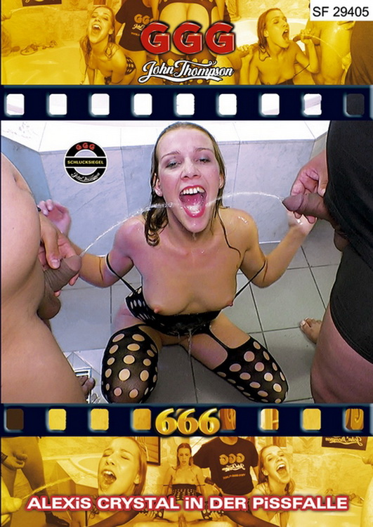 Alexis Crystal in Der Pissfalle - Alexis Crystal, Lia-Louise, Nora Midnight [GGG] (HD 720p)