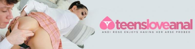 "TeensLoveAnal.com/TeamSkeet.com - Andi Rose - Her ""A"" Card (1080p/FullHD)"