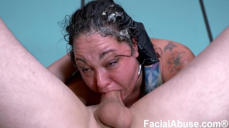 FacialAbuse.com - Buttplug Betty - Fracking the Dirt Pipe (1080p/FullHD)