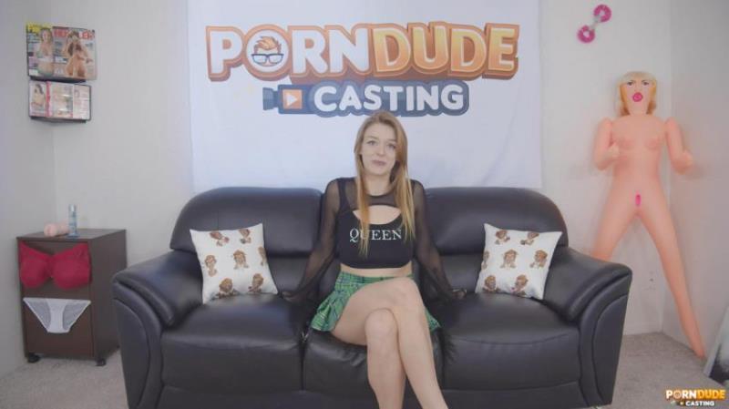 PornDudeCasting.com: Danielle Peart - Porn Dude Casting [2K UHD 2160p] (995.79 Mb)