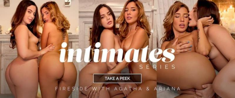 Agatha Vega,, Ariana Van X - Fireside with Agatha and Ariana (Vixen.com/Vixen Intimates Series/FullHD) - Flashbit