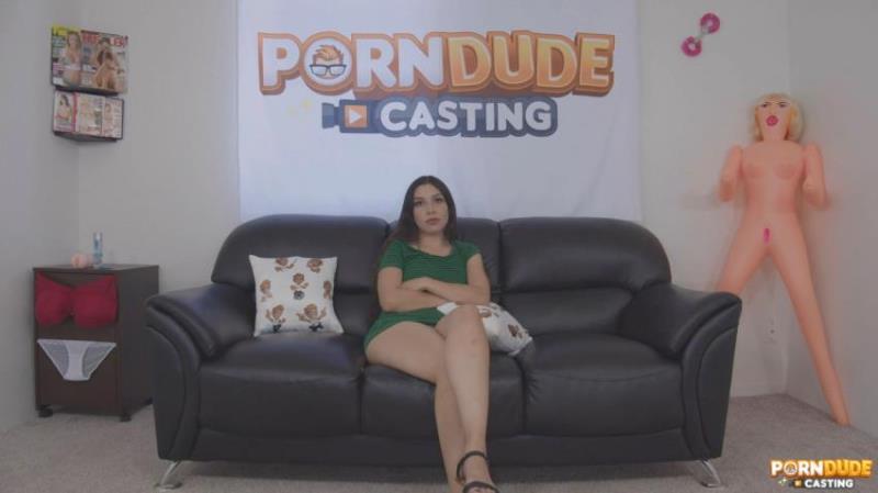PornDudeCasting.com: Camila Cano - Porn Dude Casting [2K UHD 2160p] (2.3 Gb)