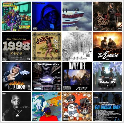 Rap Music Collection Pack 235 (2021)
