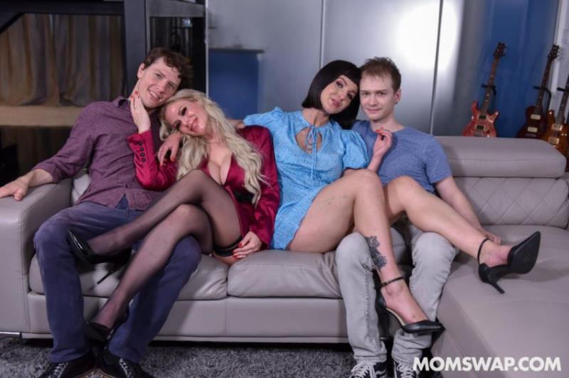 MomSwap.com/TeamSkeet.com: Jane Dove,, Casca Akashova - Glow Up and Mom Swap [FullHD 1080p] (3.32 Gb)