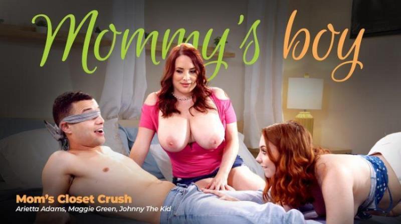 Maggie Green, Arietta Adams - Moms Closet Crush (MommysBoy/AdultTime.com/FullHD) - Flashbit