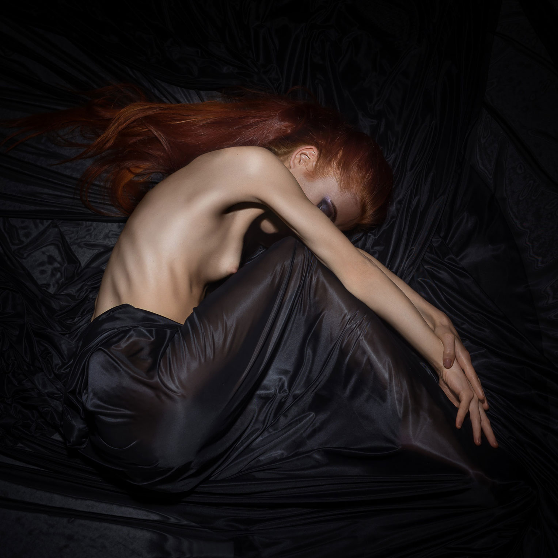 голая йога Кати Дубровской / фото 09