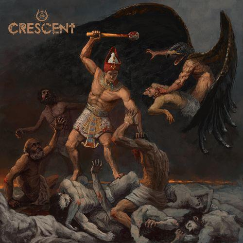 Crescent — Carving the Fires of Akhet (2021)