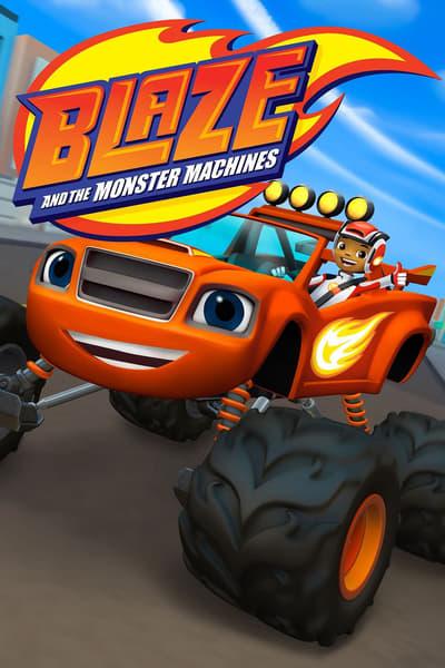Blaze and the Monster Machines S02E06 1080p HEVC x265-MeGusta