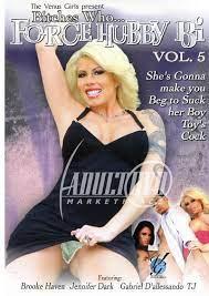 Brooke Haven, Jennifer Dark ~ Bitches Who Force Hubby Bi 5 ~ Venus Girls Production ~ SD 240p