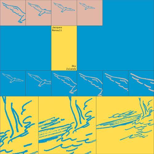 Jacques Renault — Sky Islands (2021)