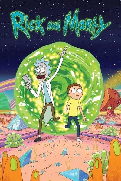 Rick and Morty S05E06 720p HEVC x265-MeGusta