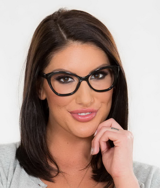 August Ames ~ Getting Off The Waitlist ~ BigTitsAtSchool/Brazzers ~ HD 720p