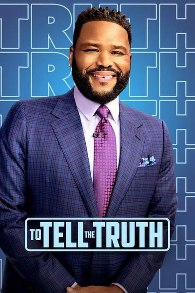 To Tell The Truth 2016 S06E16 720p HEVC x265-MeGusta
