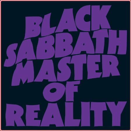 Black Sabbath - Master of Reality (2021) FLAC