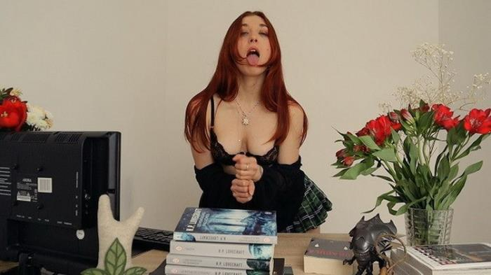 Onlyfans.com: JOI ROLEPLAY The Book Seller Starring: Trish Collins