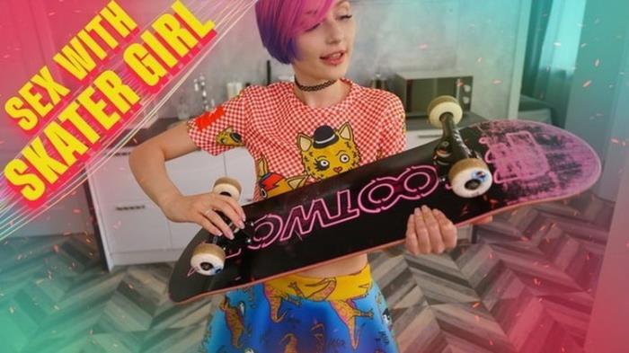Onlyfans.com: Sex with Skater Girl Starring: MyKinkyDope