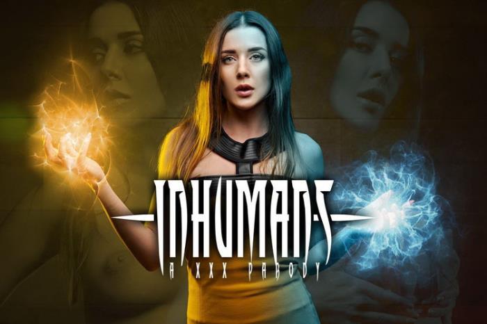 VRCosplayX.com: Inhumans A XXX Parody Starring: Sybil A