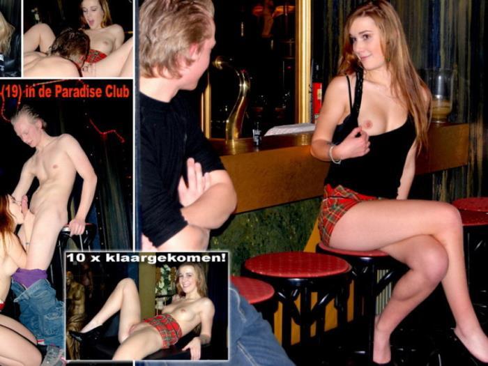 Kimholland.nl: Prachtige Dominika van 19 uit Praag Starring: Dominika