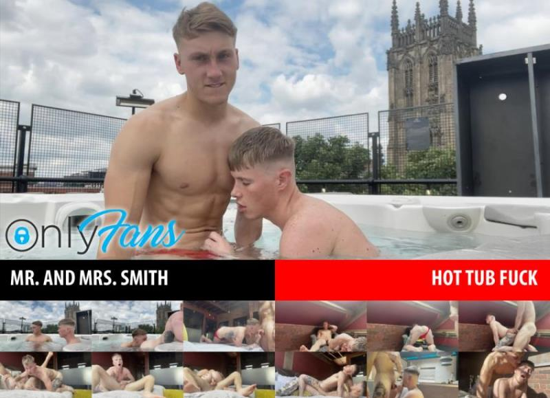 Mr. and Mrs. Smith - Hot Tub Fuck (2021/onlyfans.com/gay 0161 couple) [FullHD/1080p/ 929.01 Mb]