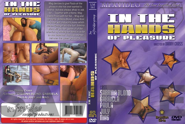 Sabrina Blond, Gabriela, Paula, July, Mag ~ In The Hands Of Pleasure ~ MFX Media Trading GmbH Productions ~ SD 480p
