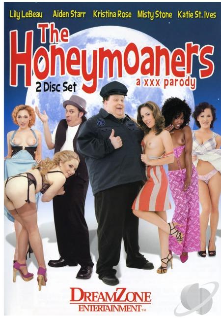 The Honeymoaners A XXX Parody [DVDRip 352p 1.36 Gb]