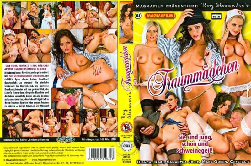 Traummadchen - PinUp Sluts [DVDRip 336p 1.37 Gb]