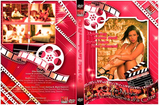 Q Ze Movie 1 - Les Cochonnes Da Cote [DVDRip 384p 586.17 Mb]
