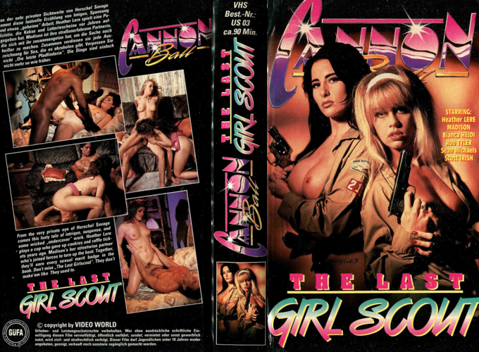 The Last Girl Scout [VHSRip 576p 1.4 Gb]