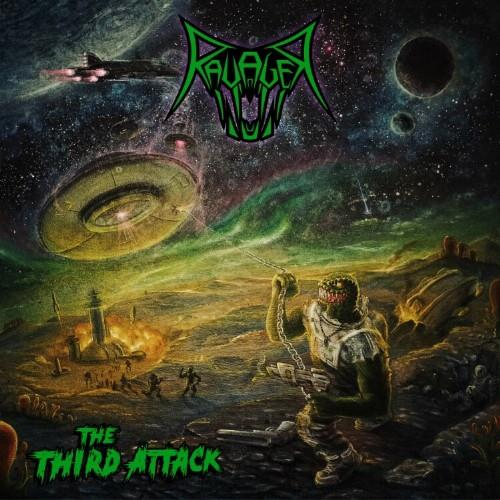Ravager - The Third Attack (2021) FLAC