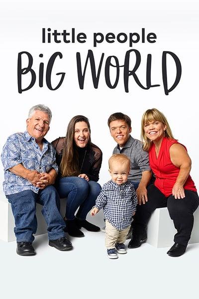 Little People Big World S22E12 Life Isnt Fair 720p HEVC x265-MeGusta