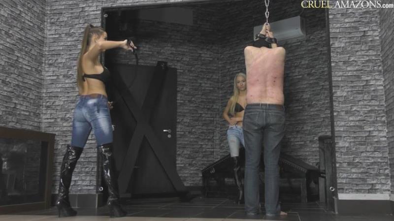 Mistress Amanda, Mistress Ariel - Yes Mistress, Thank You Mistress! [CruelAmazons.com/Cruel-Mistresses.com] FullHD 1080p