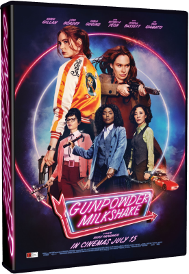 Gunpowder Milkshake (2021).avi WEBRiP XviD AC3 - iTA