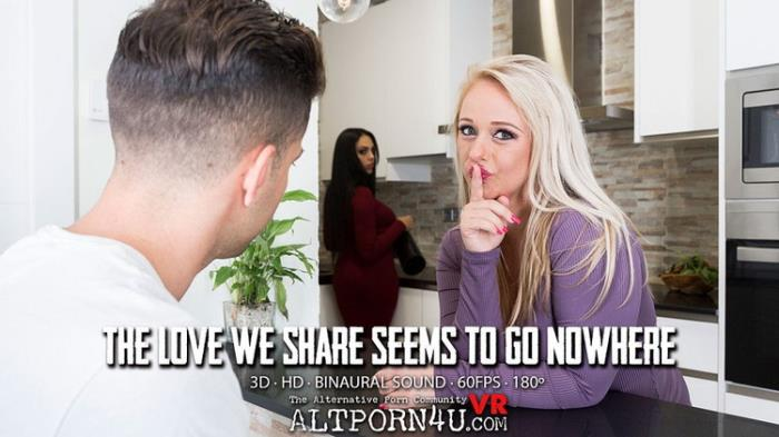 Lilith Lee - The Love We Share Seems to Go Nowhere (2021 VRallure.com) [2K UHD   1500p  1.68 Gb]