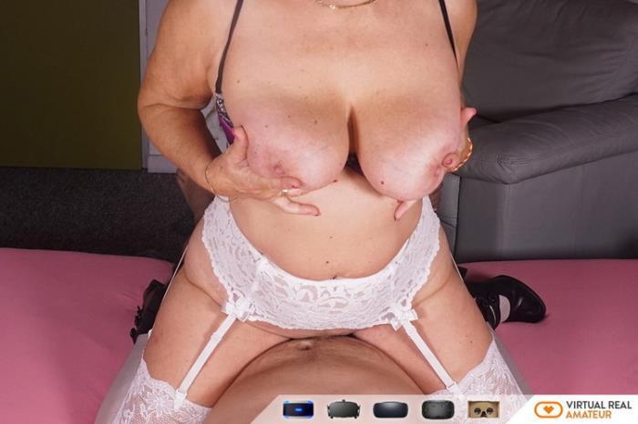 Bea Dumas - Old Lady Amateur Sex (2021 VirtualRealAmateurPorn.com) [2K UHD   1600p  2.39 Gb]