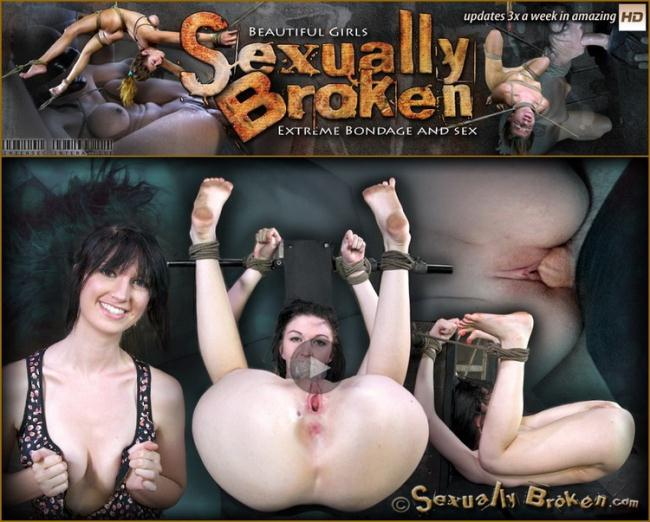 Alana Rains - 18yr old's first time Bound and Fucked, beautiful Sex and Submission from our cute Southern Belle (2021 SexuallyBroken.com) [HD   720p  742.18 Mb]