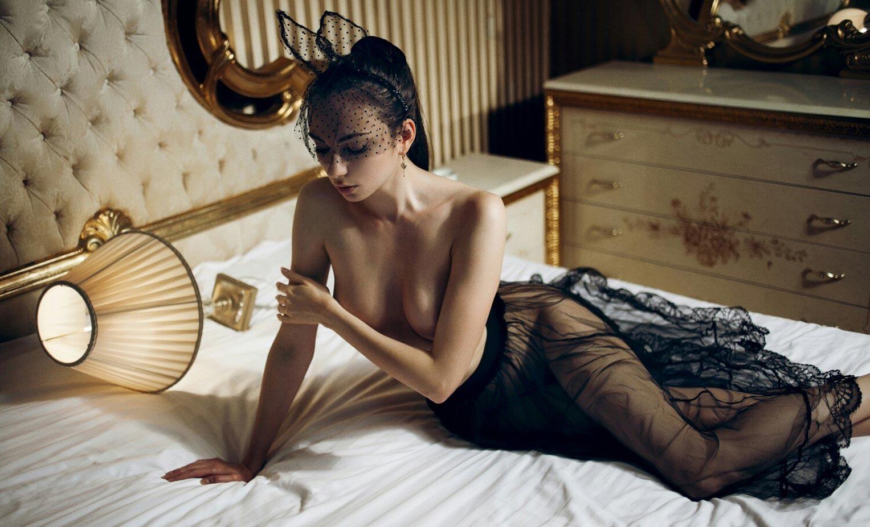 сексуальная модель Марго Амп / фото 01