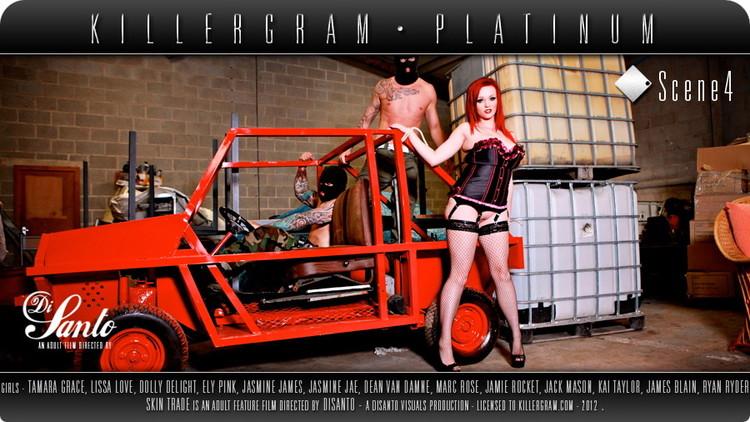 Killergram: Jasmine James - Skin Trade [FullHD|1080p|1011 MB]