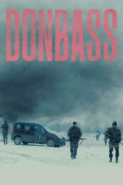 Donbass 2018 RUSSIAN 1080p BluRay x265-VXT