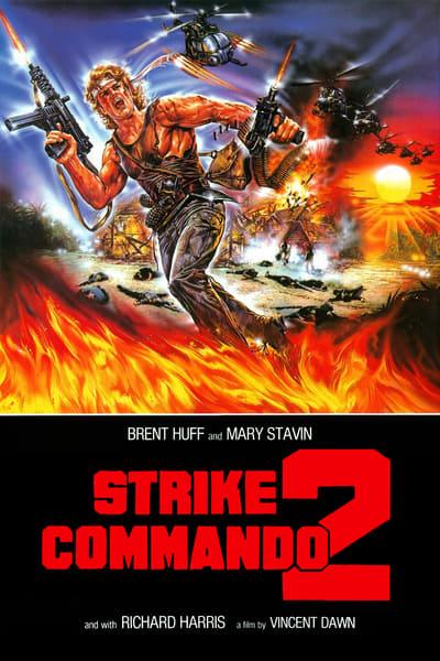 Strike Commando 2 1988 1080p BluRay x265-RARBG